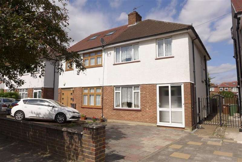 3 Bedrooms Semi Detached House for sale in Uppingham Avenue, Stanmore, Middlesex