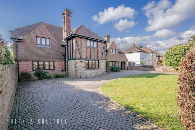 5 Bedrooms Detached House for sale in Llantrisant Road, Llandaff, Cardiff