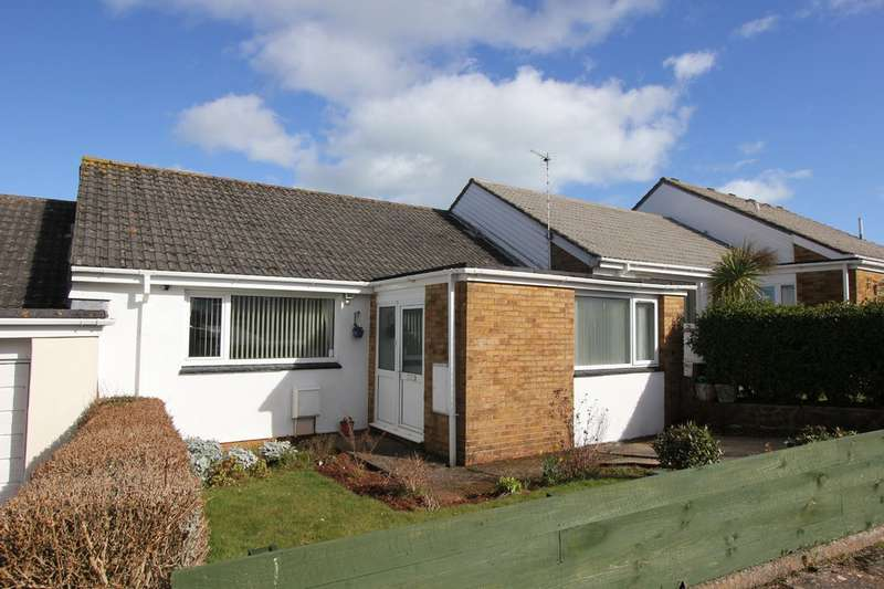 3 Bedrooms Terraced Bungalow for sale in Waterleat Close, Paignton