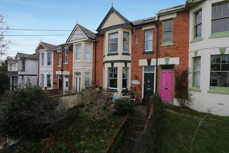 5 Bedrooms Terraced House for sale in Buckeridge Road, Teignmouth