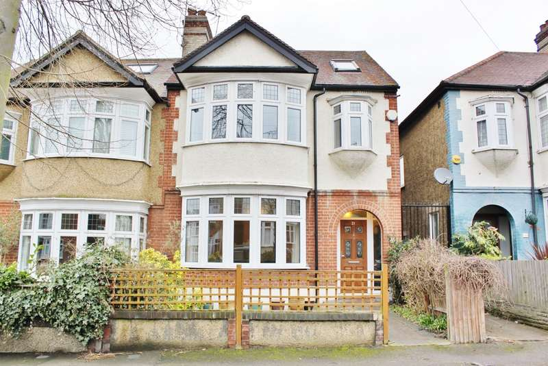 4 Bedrooms Semi Detached House for sale in Oak Hill Close, Woodford Green