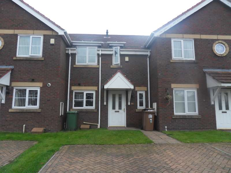 2 Bedrooms Terraced House for rent in Scholes Hall St Helens WA10