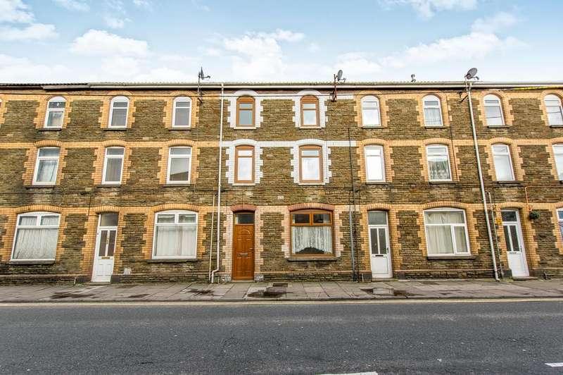 1 Bedroom Flat for rent in Bethania Street, MAESTEG