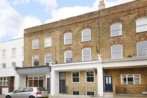 2 Bedrooms Flat for sale in Railton Road, Herne Hill