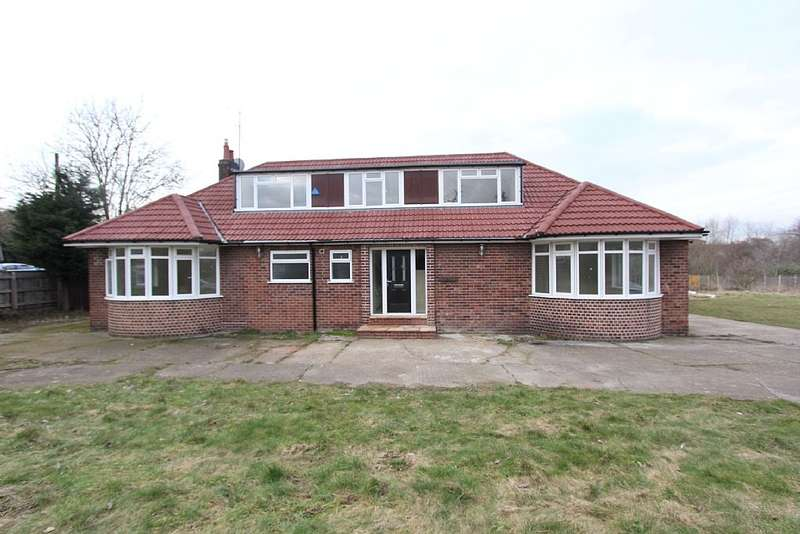 5 Bedrooms Detached House for sale in Harlaxton Road, Grantham, London, NG31 7JY