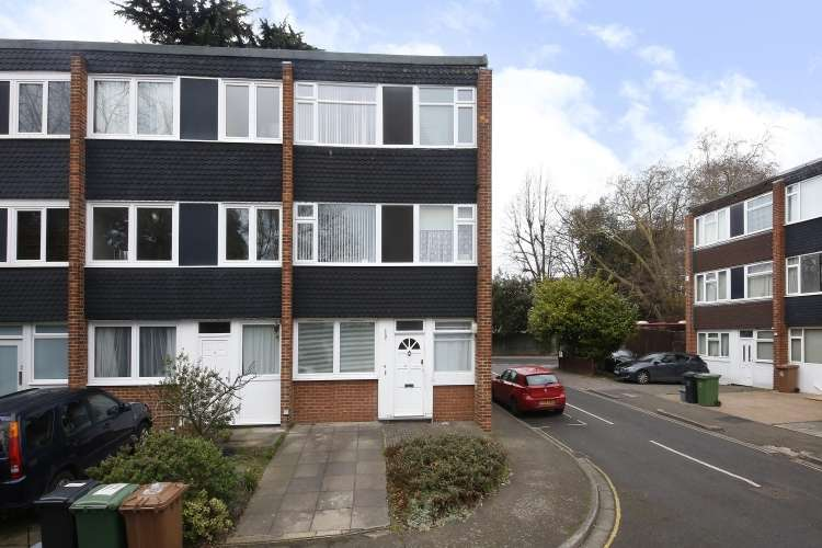 4 Bedrooms Town House for sale in Tristan Square London SE3