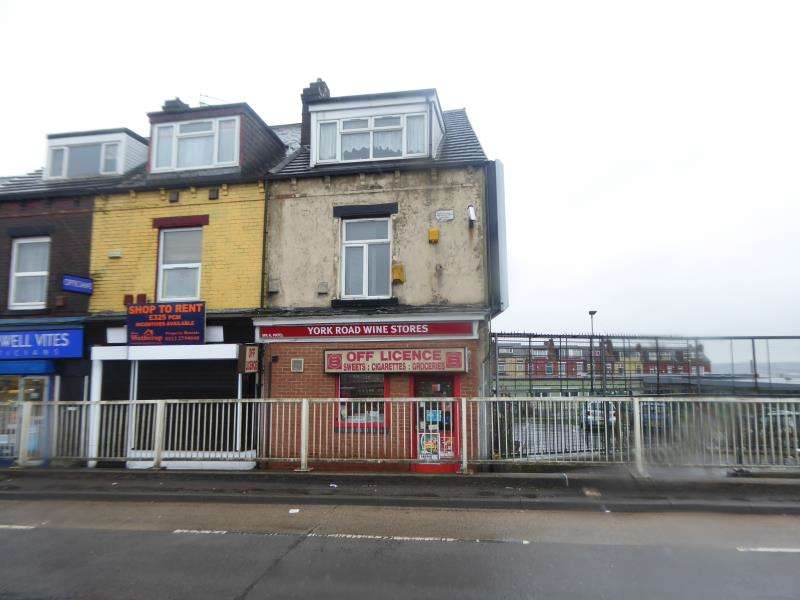 4 Bedrooms Shop Commercial for sale in York Road, East End Park, LS9