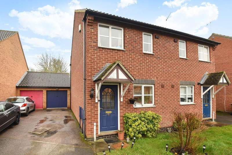 2 Bedrooms House for sale in Dearne Place, Didcot, OX11