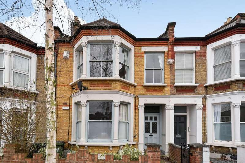 2 Bedrooms Flat for sale in Aspinall Road, Brockley