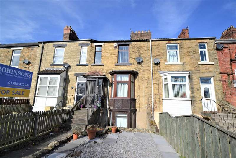 3 Bedrooms Town House for sale in Whitworth Terrace, Spennymoor