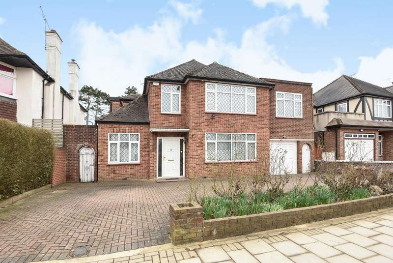 5 Bedrooms Detached House for rent in Dalkeith Grove, Stanmore, HA7