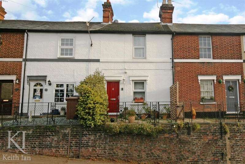 2 Bedrooms Terraced House for sale in Chain free, Musley Hill, Ware