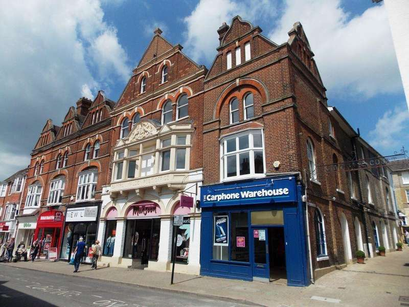 1 Bedroom Flat for rent in Flat 1, The Counting House, Saffron Walden