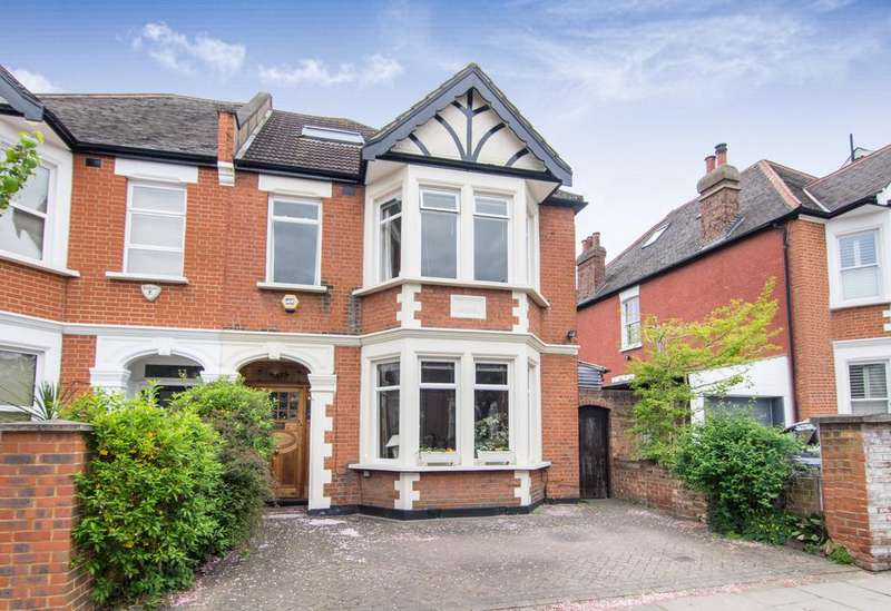 5 Bedrooms House for sale in Goldsmith Avenue, Acton