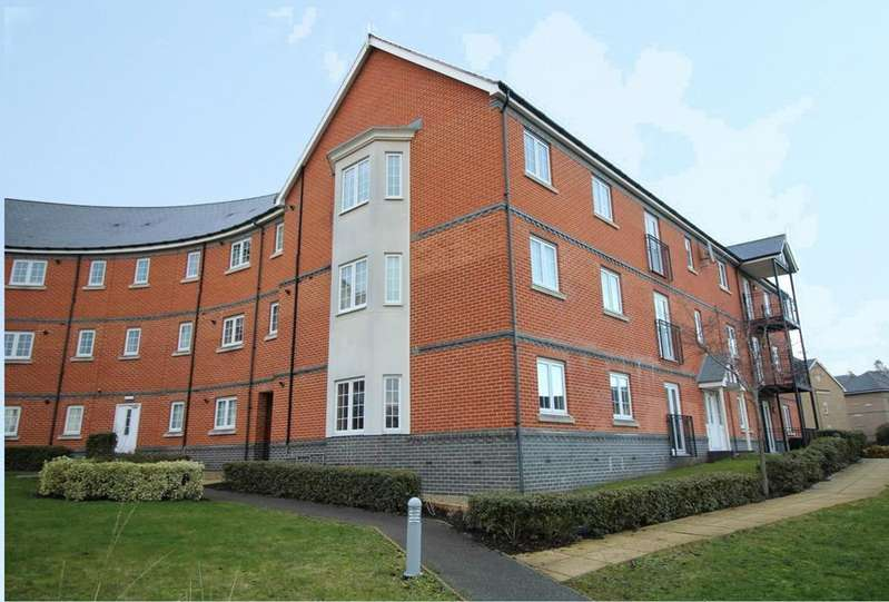 2 Bedrooms Ground Flat for sale in Axial Drive, Colchester, Essex, CO4