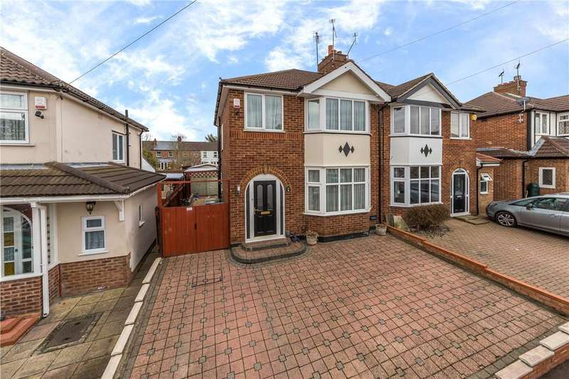 3 Bedrooms Semi Detached House for sale in Ely Road, St. Albans, Hertfordshire