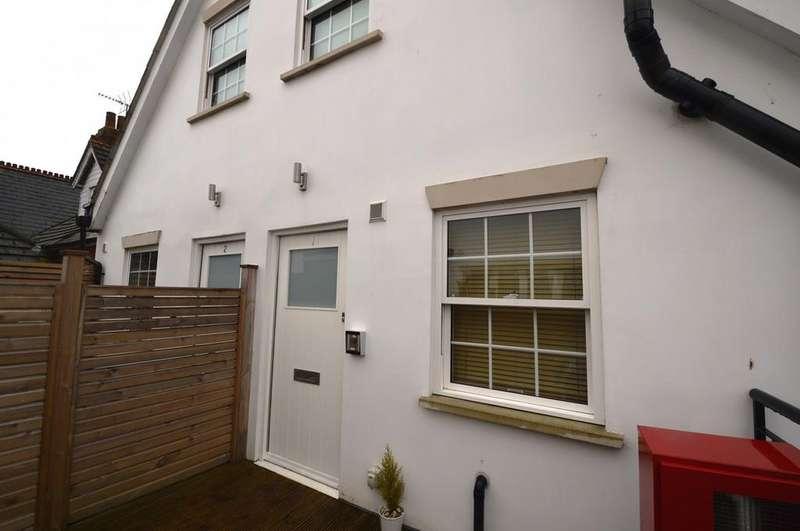 1 Bedroom Flat for rent in Chapel Street, Petersfield, GU32