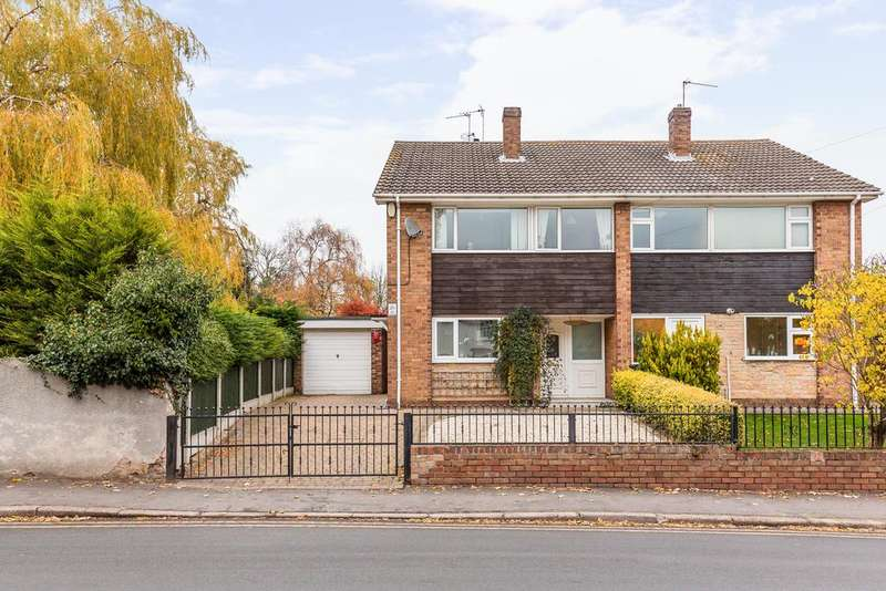 3 Bedrooms Semi Detached House for sale in Cedarwood, 7 Wharf Street, Bawtry, Doncaster, South Yorkshire, DN10 6HZ