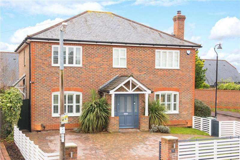 4 Bedrooms Detached House for sale in Ampthill Road, Maulden, Bedford, Bedfordshire