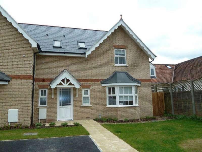 3 Bedrooms Semi Detached House for rent in Bishops Stortford