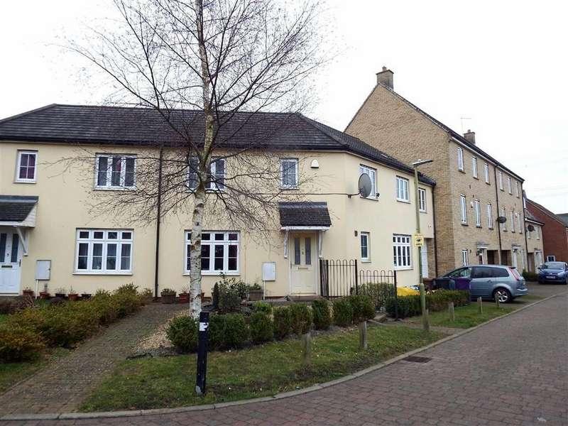 4 Bedrooms Terraced House for sale in Great Gables, Stevenage, Hertfordshire, SG1