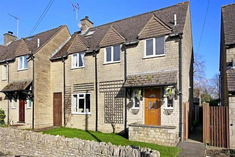 4 Bedrooms Semi Detached House for sale in Bearsfield, Bisley, Stroud