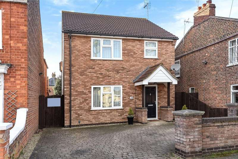 4 Bedrooms Detached House for sale in Edinburgh Walk, Holbeach, PE12