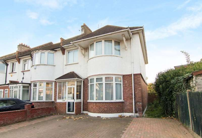 3 Bedrooms House for sale in Cecil Road, Acton