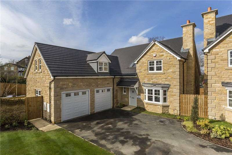 4 Bedrooms Detached House for sale in Bingley Road, Menston, Ilkley, West Yorkshire