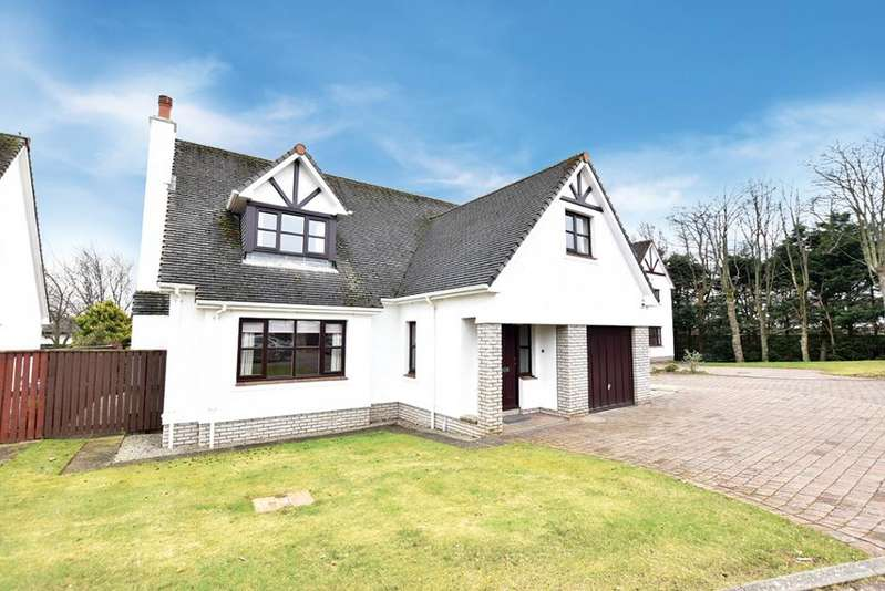 4 Bedrooms Detached Villa House for sale in 4 Lochend Place, Troon, KA10 6DU