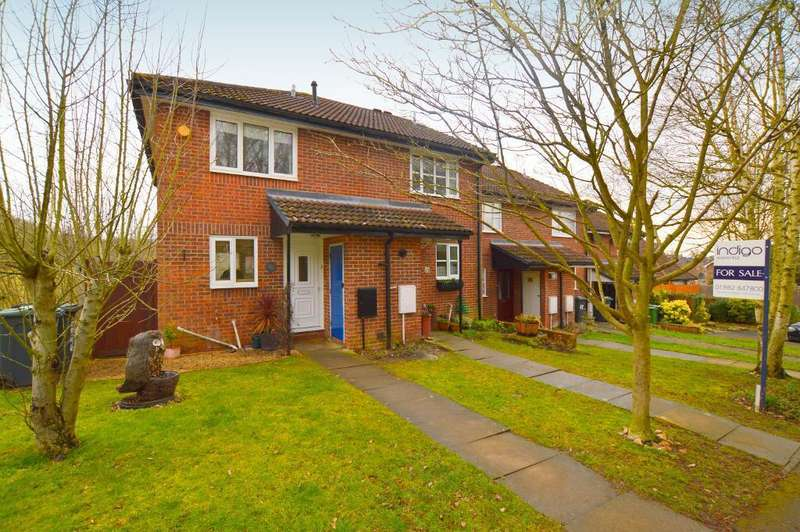 2 Bedrooms End Of Terrace House for sale in Oregon Way, Luton, LU3 4AP
