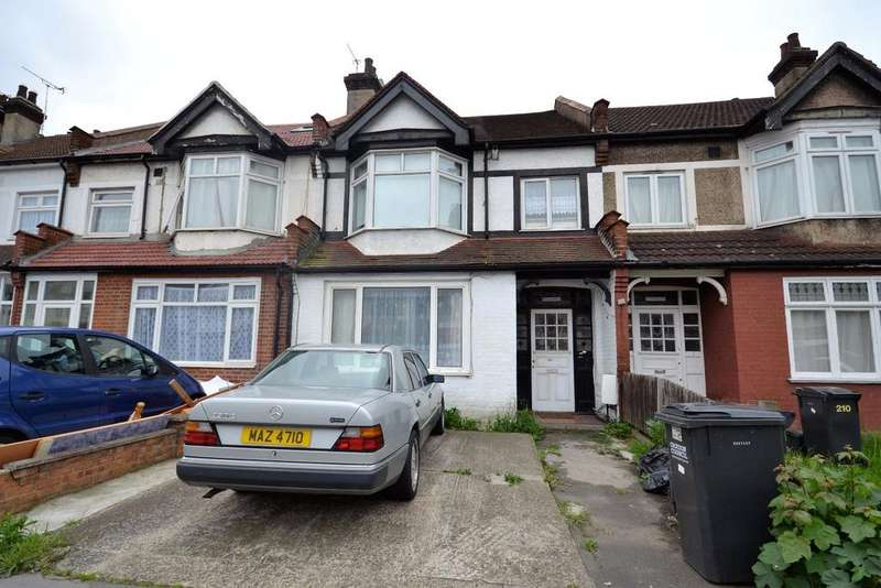 2 Bedrooms Apartment Flat for sale in Norbury Crescent, London, SW16