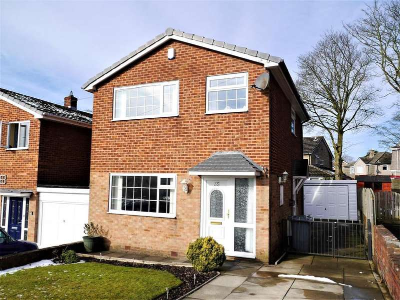 3 Bedrooms Detached House for sale in Southcroft Gate, Birkenshaw, BD11 2DQ