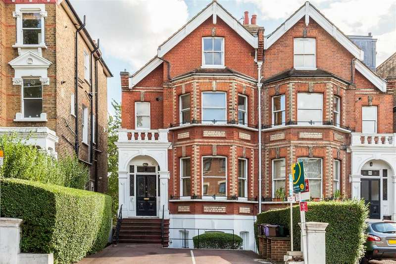 2 Bedrooms Apartment Flat for sale in Worple Road, West Wimbledon, SW20