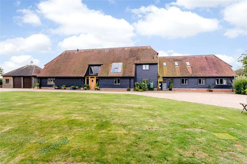 4 Bedrooms Unique Property for sale in Westmill, Hertfordshire, SG9