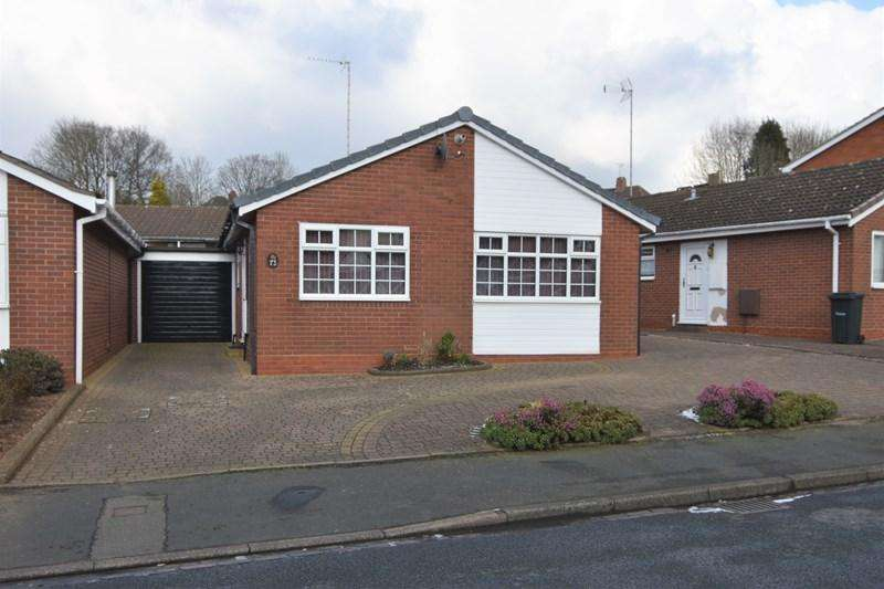 2 Bedrooms Bungalow for sale in Birch Road, Oldbury