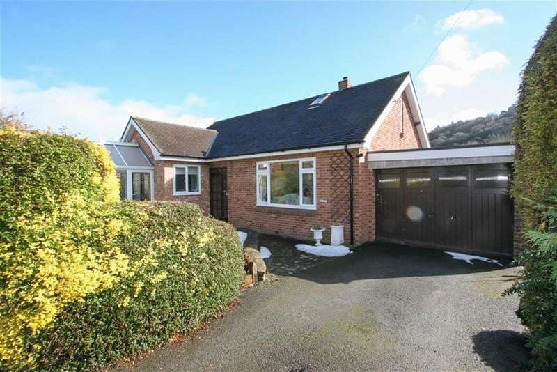 3 Bedrooms Bungalow for sale in Penybont Road, KNIGHTON, Knighton