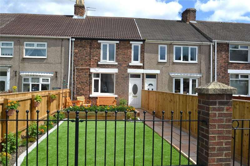3 Bedrooms Terraced House for rent in Milbank Terrace, Station Town, Wingate, County Durham, TS28