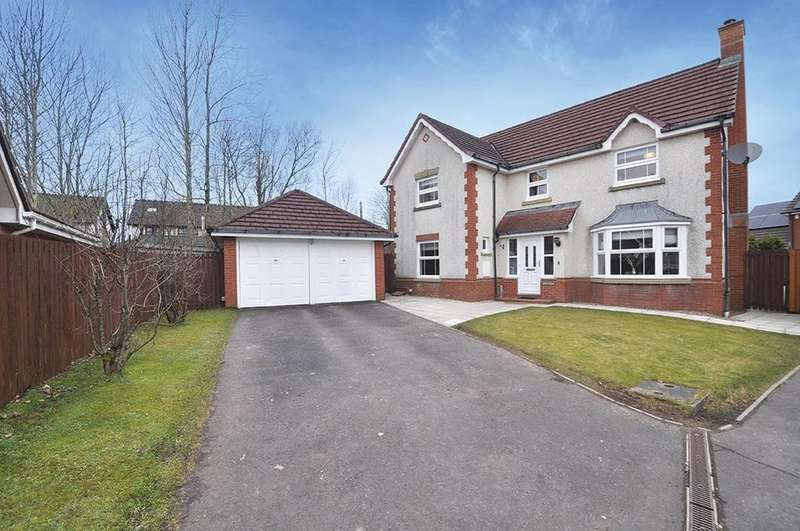 4 Bedrooms Detached Villa House for sale in Threave Place, Newton Mearns, Glasgow, G77