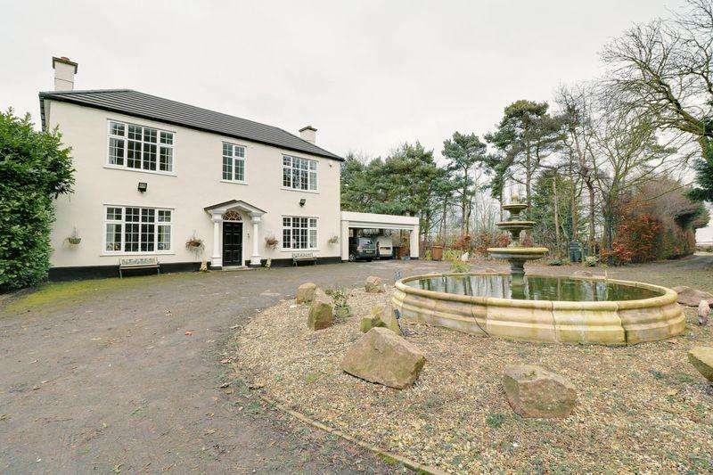 4 Bedrooms Detached House for sale in Clarkes Road, North Killingholme