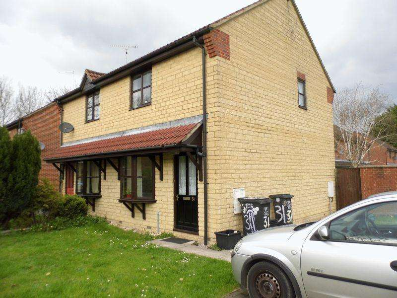 2 Bedrooms Semi Detached House for rent in Brickham Road, Devizes