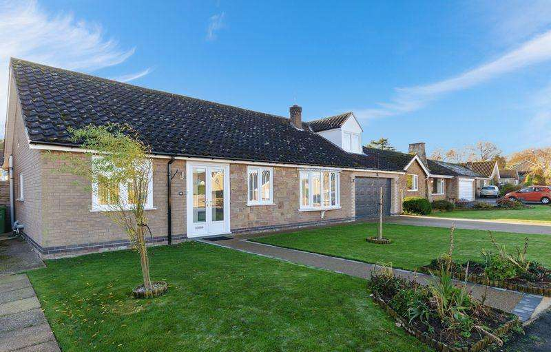 5 Bedrooms Detached Bungalow for sale in 40 St Edwards Drive, Sudbrooke