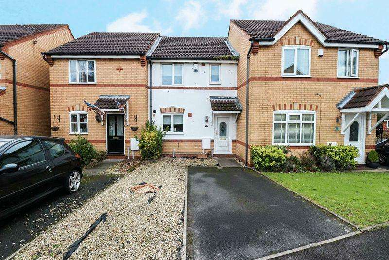 2 Bedrooms Terraced House for sale in Discovery Close, Tipton