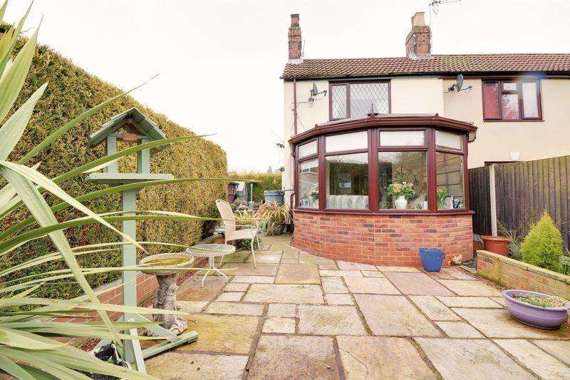 3 Bedrooms Semi Detached House for sale in Main Street, Worlaby