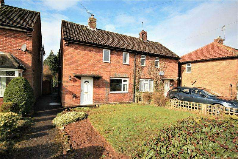 2 Bedrooms Semi Detached House for sale in Thompson Drive, Whitchurch