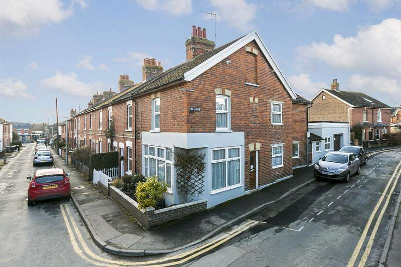 2 Bedrooms End Of Terrace House for sale in The Slade, Tonbridge