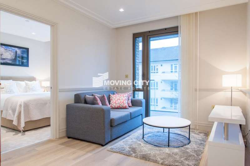 1 Bedroom Apartment Flat for sale in Queens Wharf, Hammersmith, London, W6