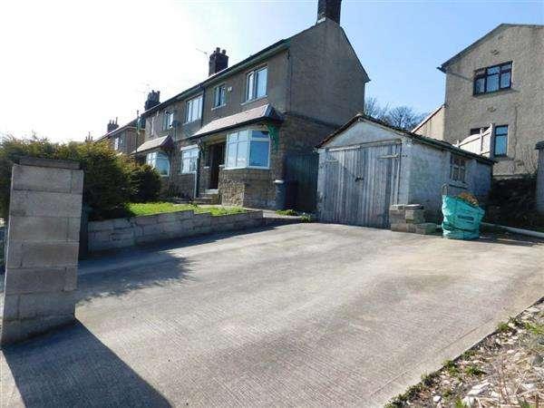 3 Bedrooms Semi Detached House for sale in Lingwood Avenue, Girlington, Bradford
