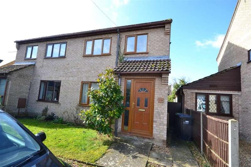 3 Bedrooms Semi Detached House for sale in Pratt Street, Soham