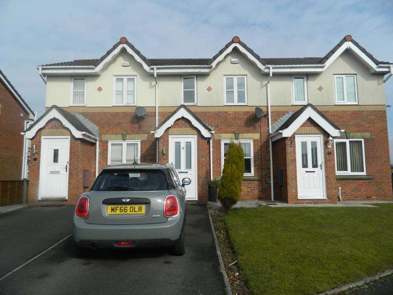 2 Bedrooms Town House for rent in Cranberry Drive, Bolton, BL3